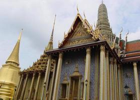 templo em bangkok, tailândia