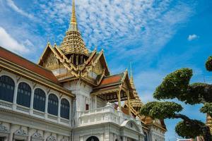 grande palácio em bangkok foto