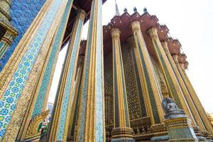 grande palácio, bangkok, tailândia