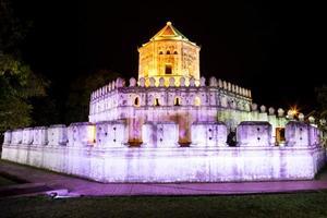 Phra Sumen Fort foto