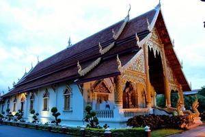 residência dos monges foto
