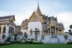 grande palácio bangkok foto
