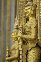 Wat Phra Kaew. foto
