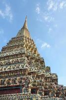 grande palácio em bankok foto