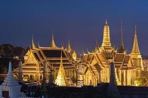 o grande palácio em bangkok