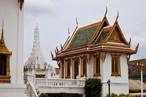 grande palácio bangkok tailândia foto