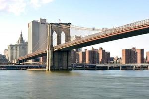 skyline de nova york foto