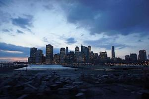 cidade de Nova York foto