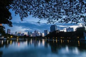 parque natural da tailândia foto
