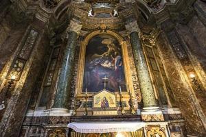 igreja de sant ignazio, roma, itália