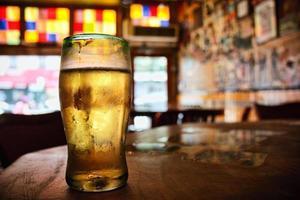 cerveja gelada foto