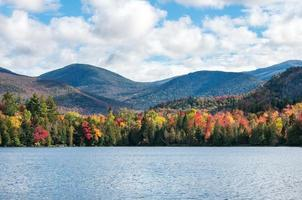 cores de outono foto