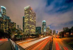 Los Angeles à noite