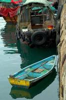 barco e sampans foto