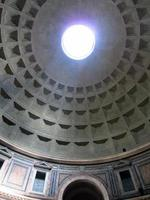 panteão, roma foto