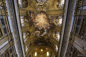 igreja do gesu, roma, itália