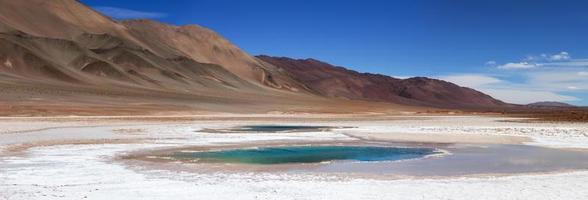 lagoa do olho do mar (ojos del mar), salta, argentina