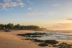 praia de itapuã - salvador - bahia - brasil foto