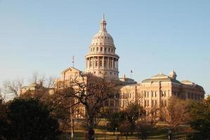 capitólio do estado de texas foto