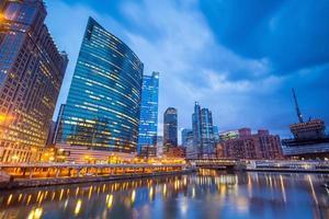 centro de chicago e rio chicago