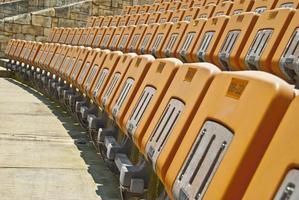 cadeira anfiteatro foto