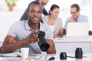 pessoas criativas no trabalho. foto