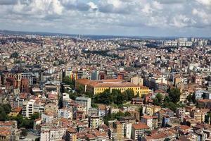 Istambul aérea foto