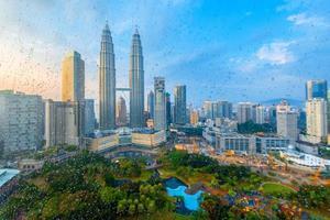 torres Petronas. foto