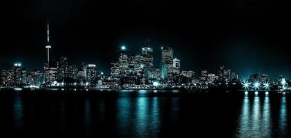 skyline de toronto foto