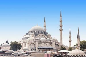 a mesquita suleymaniye