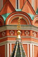 catedral de são basílio, moscou foto