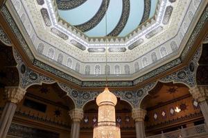 mesquita da catedral de Moscou (interior), rússia