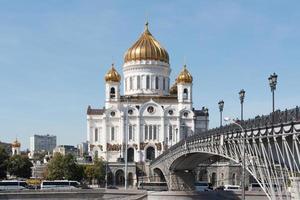catedral de cristo salvador, moscou, rússia