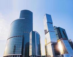 edifícios corporativos foto