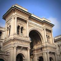 Milão, Itália foto