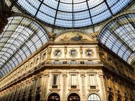 Milão - Galerie Umberto 2 foto