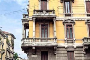 Milão, Itália. foto