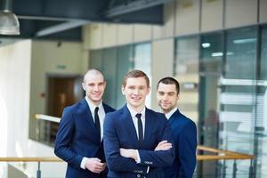 equipe de negócios de sucesso
