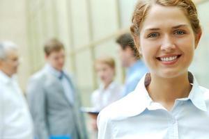 líder feminina foto