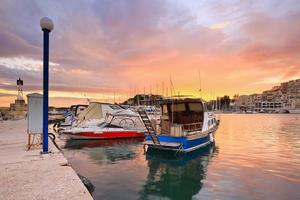 marina mikrolimano em Atenas. foto