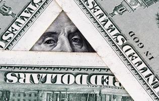 conceito de dinheiro foto