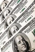 dinheiro americano foto