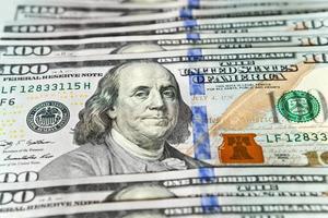 dinheiro - novos dólares foto