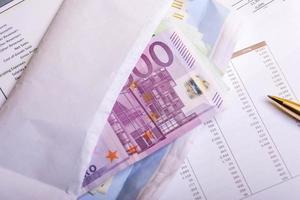 conceito financeiro foto