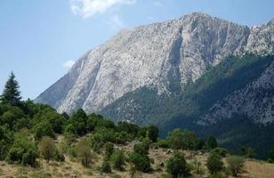 montanhas taurus, turquia foto