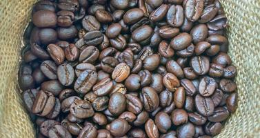 saco de café fundo