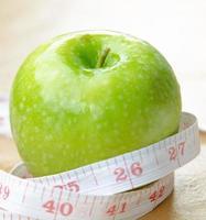 conceito de dieta foto