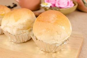 pães de pão foto