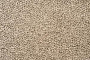 closeup de textura de couro bege sem costura