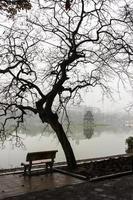 lago hoan kiem foto